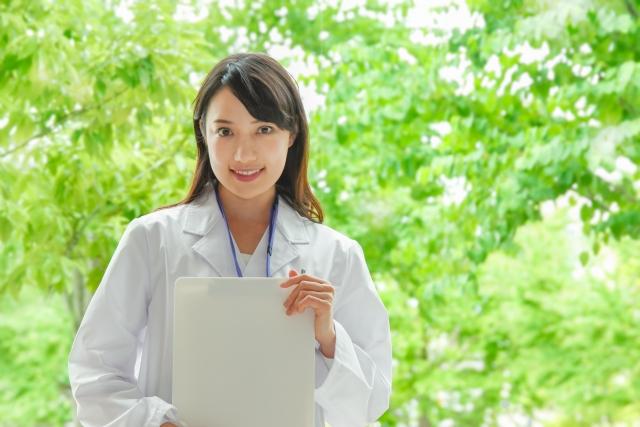 心療内科の医師