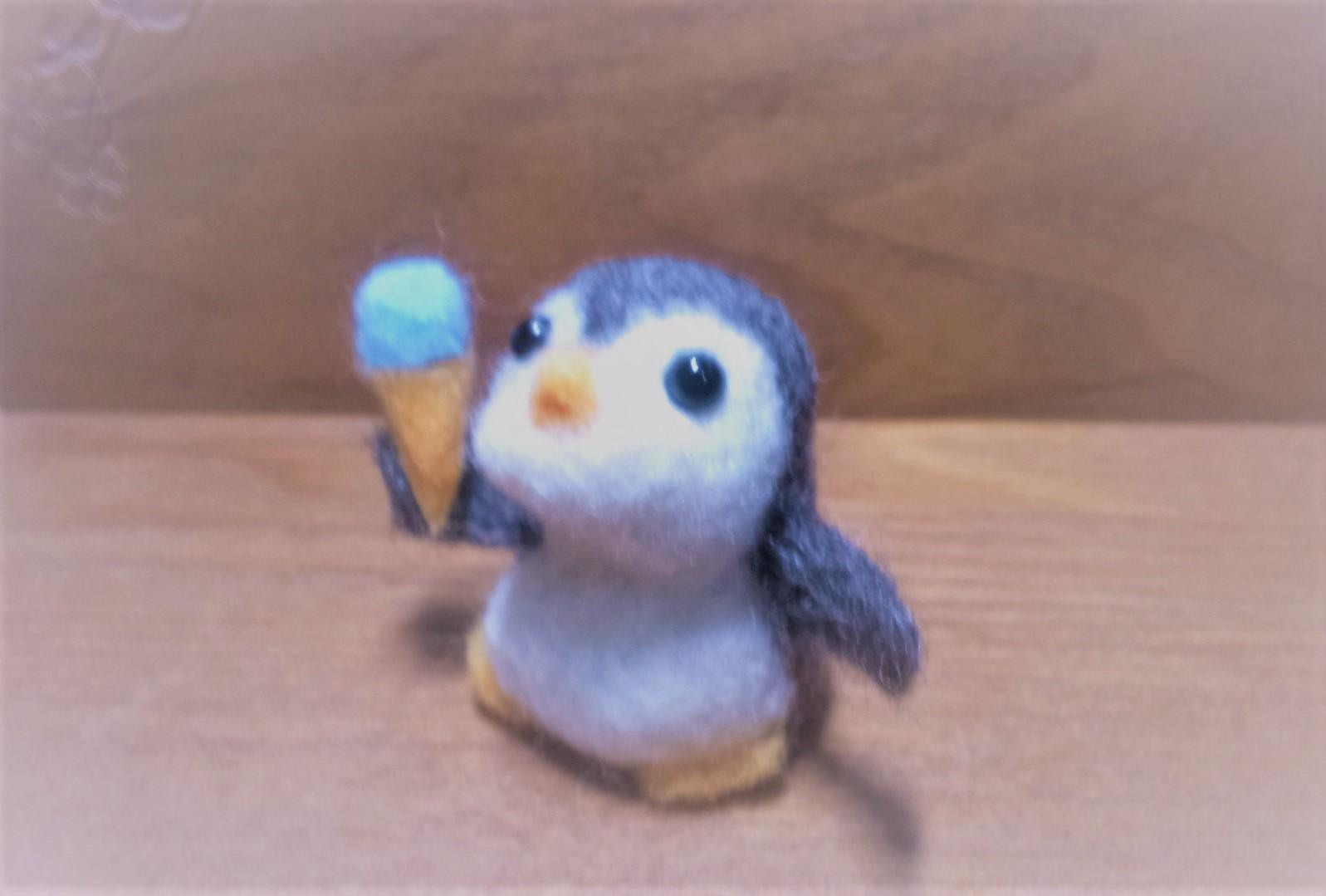 ペンギンさん左側